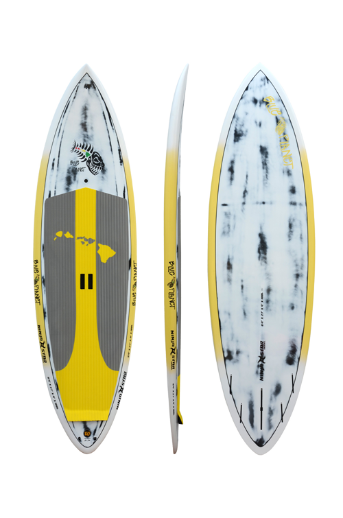"8'4"" Ninja Star Carbon SUP"