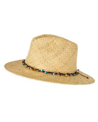 Ladies Breeze Raffa Cane Hat