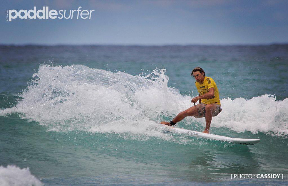 Australian SUP Titles, SUP Surf