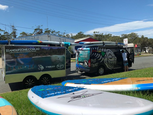 Skee, Kayak and SUP Centre Coff's Harbour