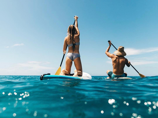 Is Paddle Boarding Hard?