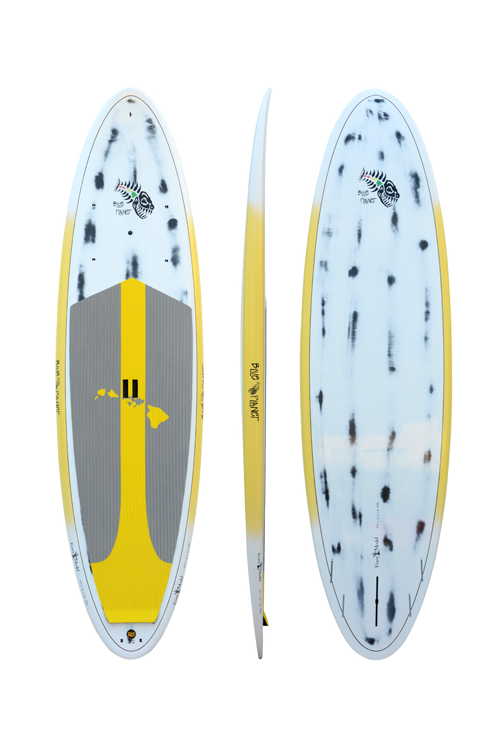 10'2Easy Yellow Full Carbon