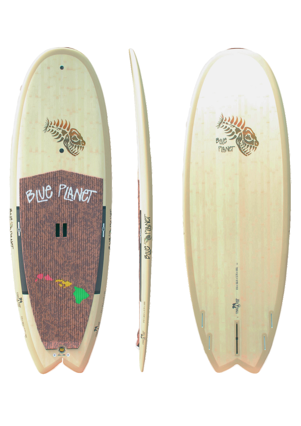 8' x 305_ Taro Chip Bamboo HP