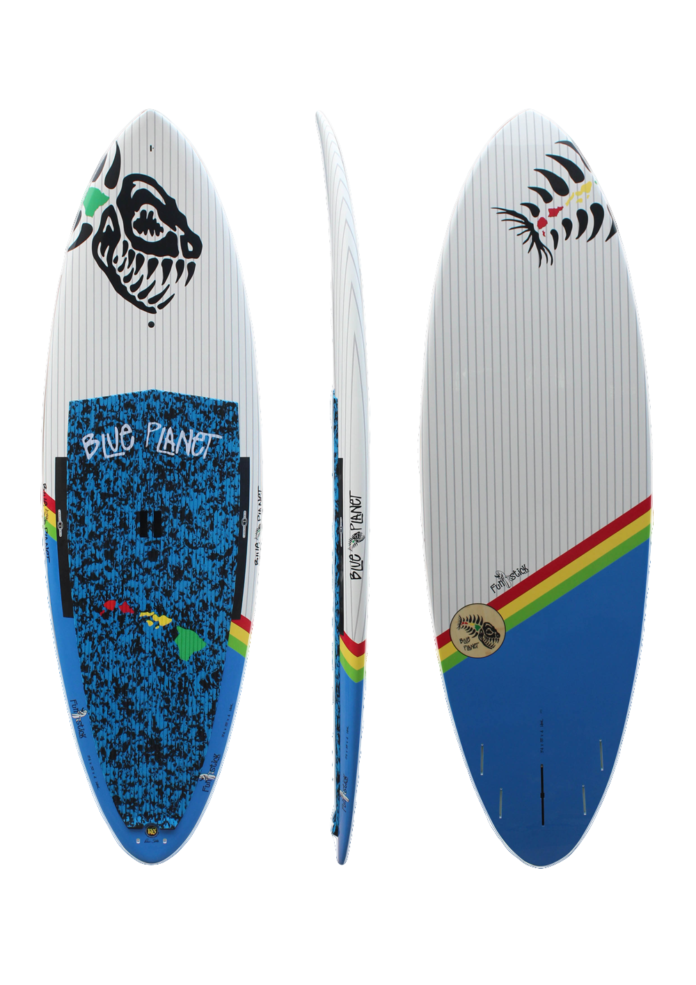 Hawaiian Performer (HP) Carbon Deck