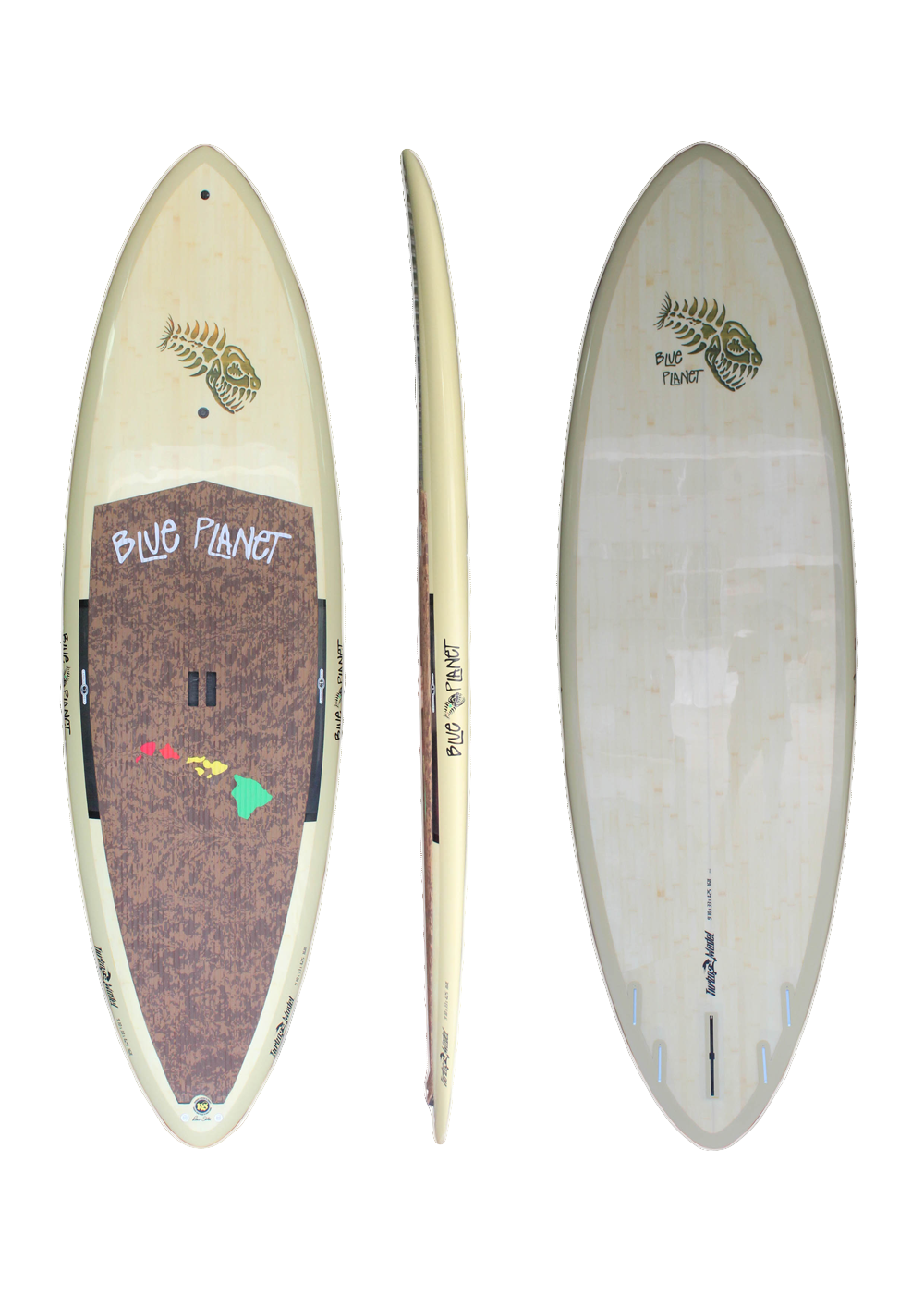 9'10_ x 33_ Turbo Natural Bamboo HP