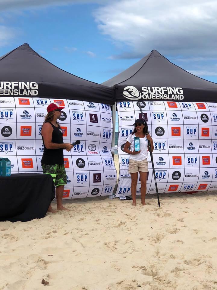 Australian SUP Titles, Team NSW