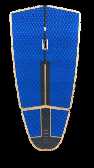 SUP Deckgrip_5 piece Blue Grey Strip