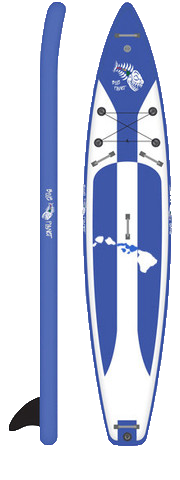 "12'6"" Inflatable SUP"