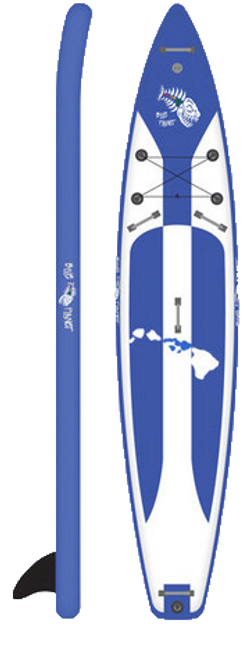 """12'6"""" Inflatable SUP"""