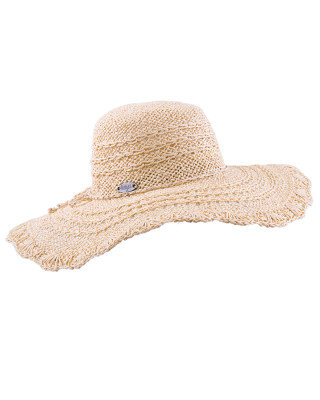 Ladies Filly Floppy Hat Natural