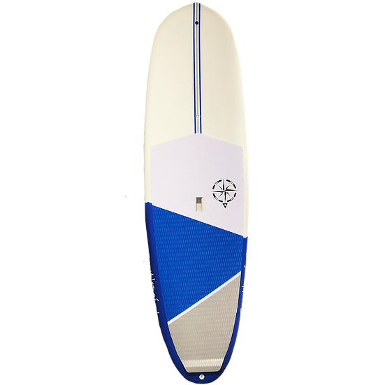 "South Point 9'1"" 148L Blue/White"