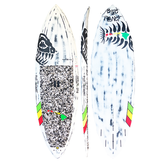 Ninja Star Carbon 8'4 White