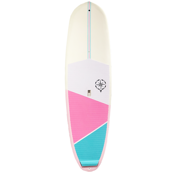 """South Point 9'1"""" 148L Pink/Teal"""