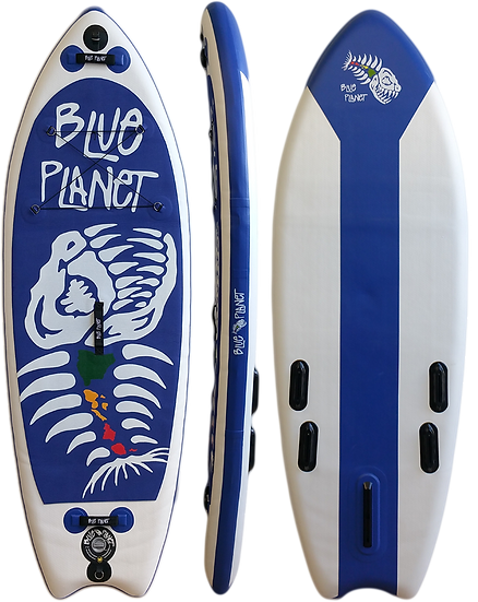 8'0 Blue Planet Inflatable