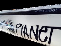 Blue Planet Clear SUP Rail Tape