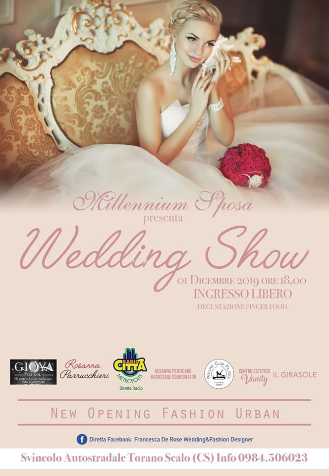 The Wedding&Fashion Show!