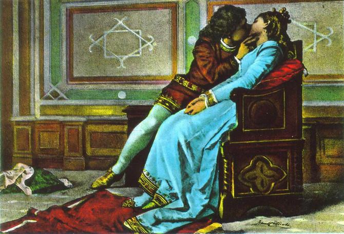 Dante Alighieri: l' Amore e le sue Passioni!