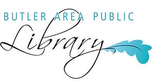 Butler Public Library logo