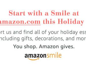 Holiday Season Shop Amazon Smile