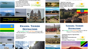 Marketing Africa Tourism Destinations Limelight Africa,  Gateway to Africa Holiday Limelight Media