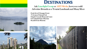 (Central Africa) Rwanda, Equatorial Genie, Gabon & Burundi Holiday Destinations. Hotels Attraction