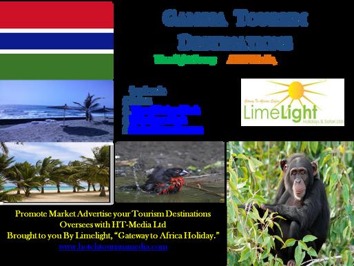 Marketing Africa Tourism Destinatio Ghana, Cameroon, Gambia, Senegal, Nigeria, Ivory Cost Mauritius