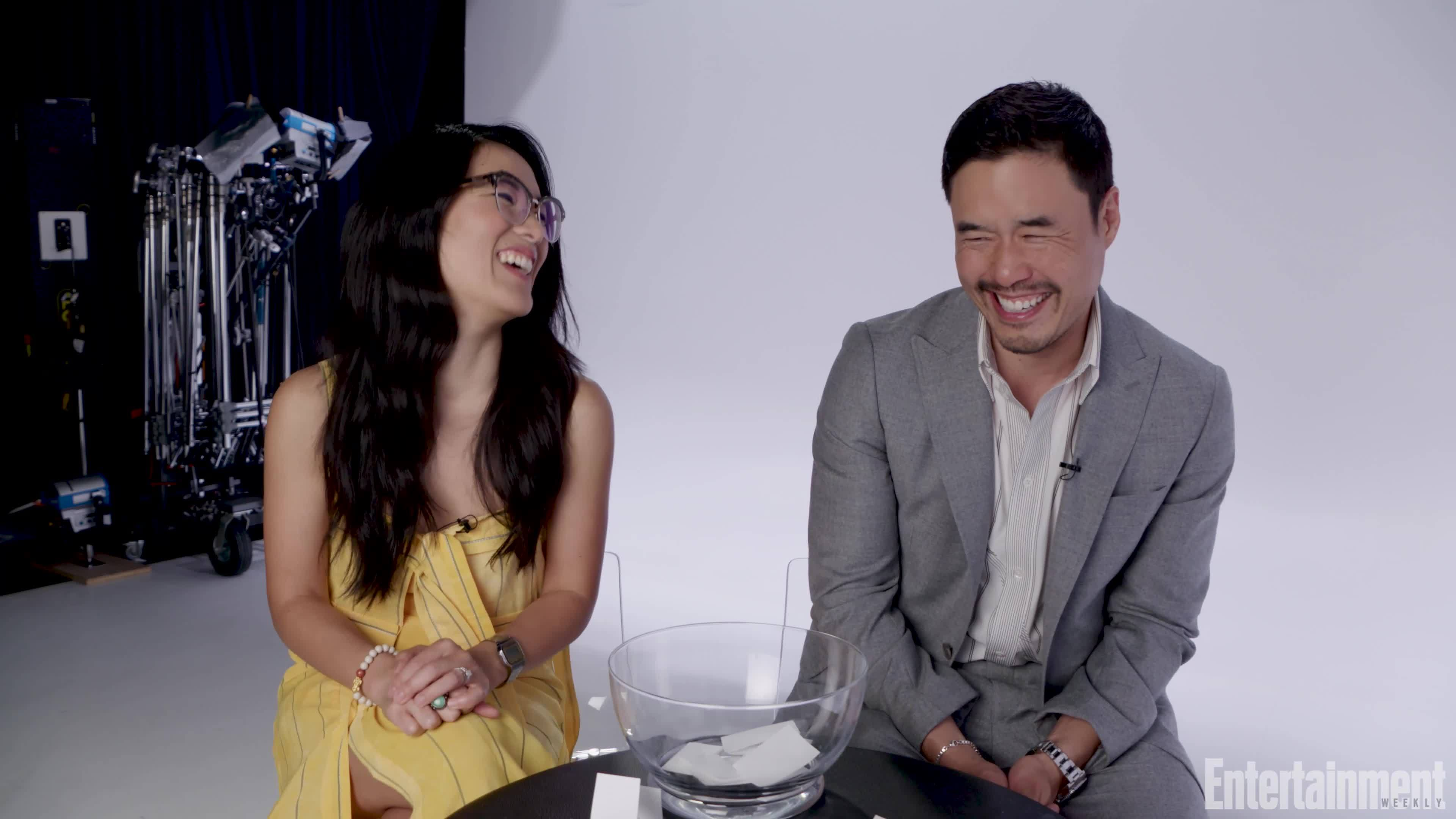 Ali Wong and Randall Park play Vicebreaker from 'Always Be My Maybe'