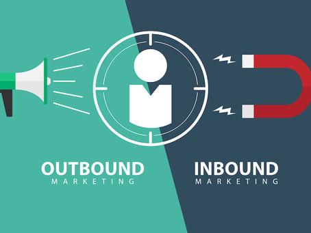 É hora de pensar em Inbound Marketing