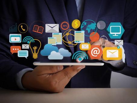A história resumida da Internet e do marketing digital.