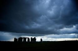 Stormy Stone Henge