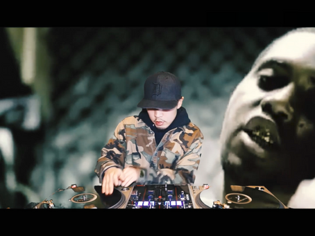 【Trailer Movie公開】Nas x Ghost Lamp