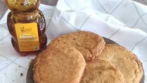 Soft Honey Sugar Cookies