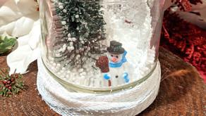 $4 Snowglobe Craft