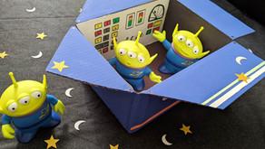 DIY Spaceship Craft