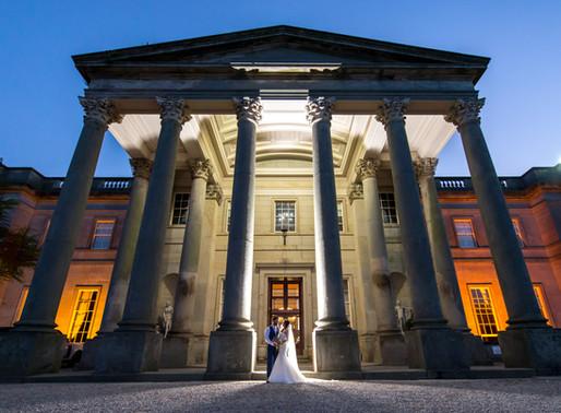 Danielle and Jonathan's Wynyard Hall Wedding