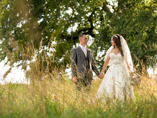 A South Causey Inn Wedding with Claire and Lee