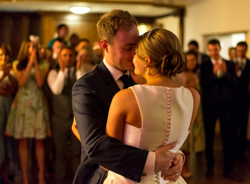 Sophie and Mark's Northumberland Wedding