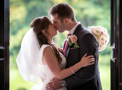 A Beamish Hall Wedding with Joanne and Ryan
