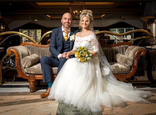 A Ramside Hall Wedding with Samantha and David