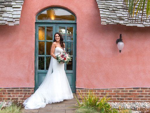 A Le Petit Château Wedding with Danielle and Chris