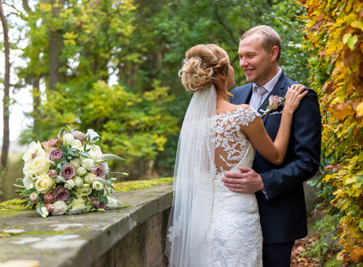 Kirsty and Jack's Le Petit Château Wedding