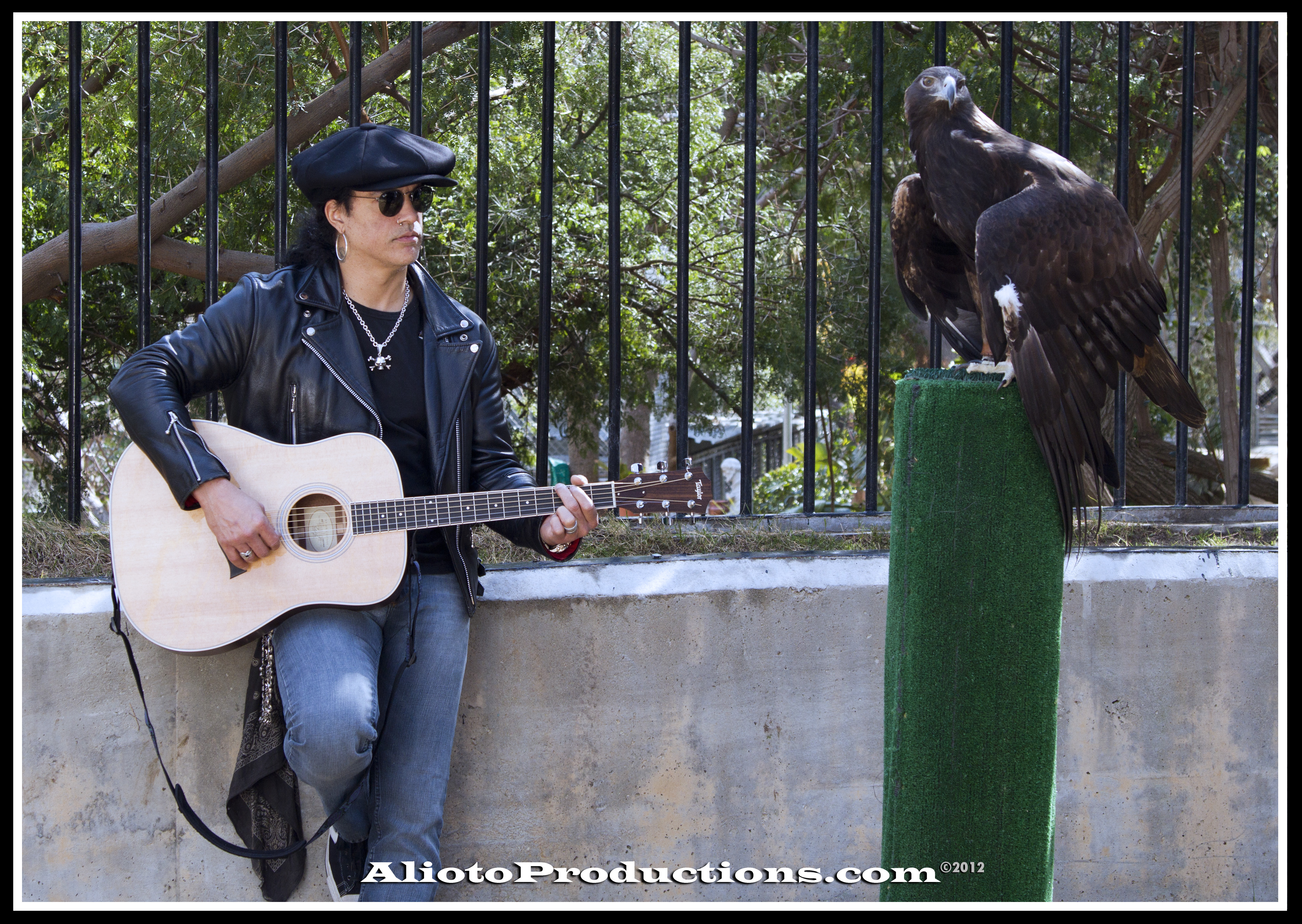 Slash and the Eagle