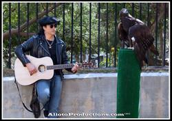 Slash and the Eagle