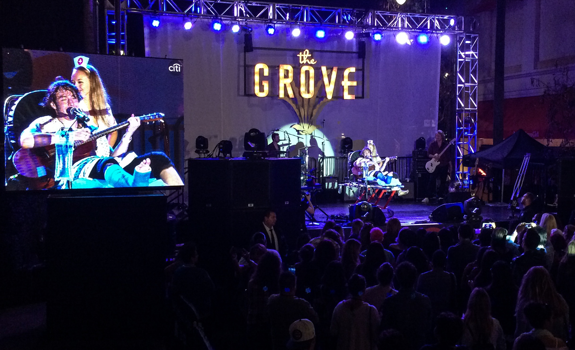 Summer Concert Series @ The Grove
