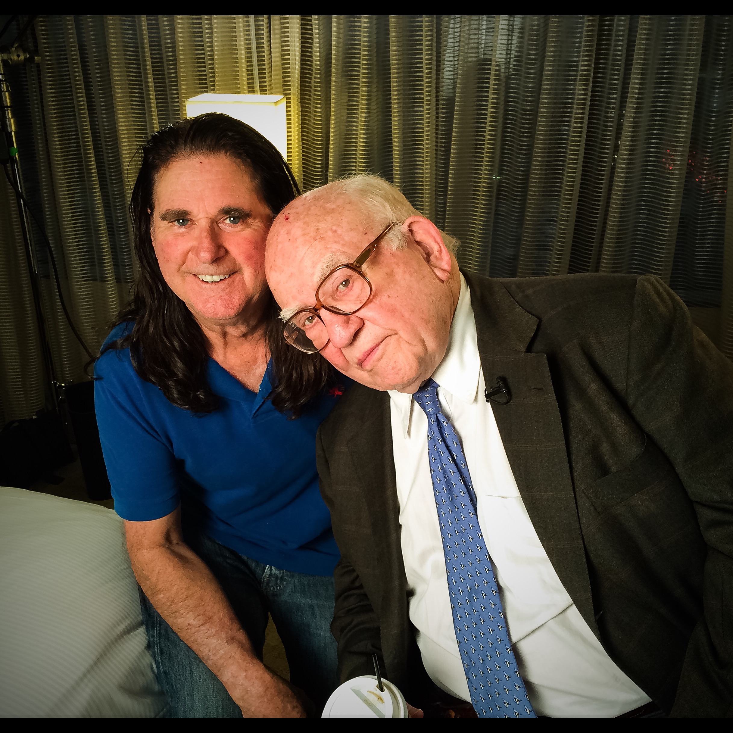 Ed Asner_The Human Spirit