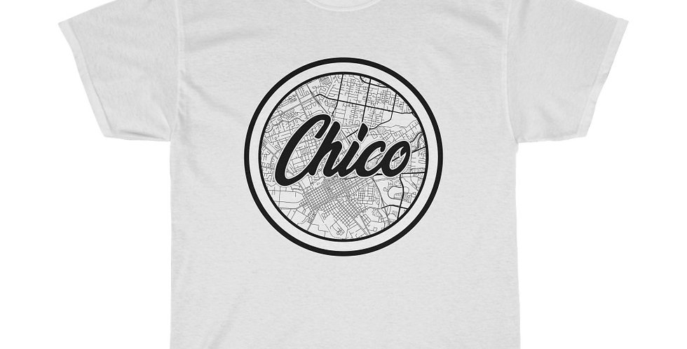City of Chico Map