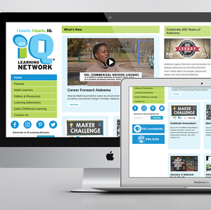 Alabama Public Television IQ Learning Network
