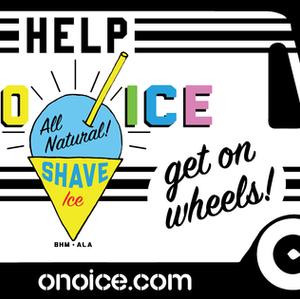 Ono Ice Kickstarter Postcard