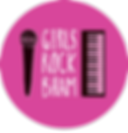 Girls Rock Bham logo