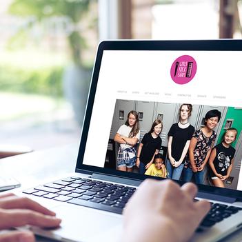 Girls Rock Bham Website